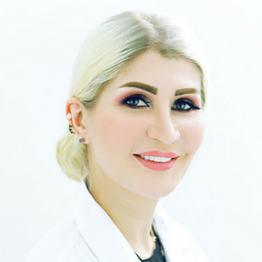 Lyudmila Yaghorova - Medical Aesthetician and Laser Therapist.