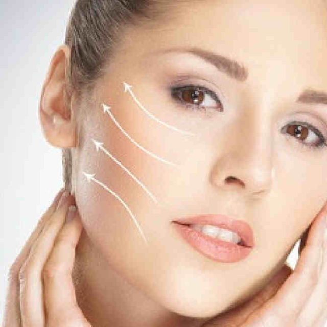 Threads Facelift is an old school way to lift any sagging skin.