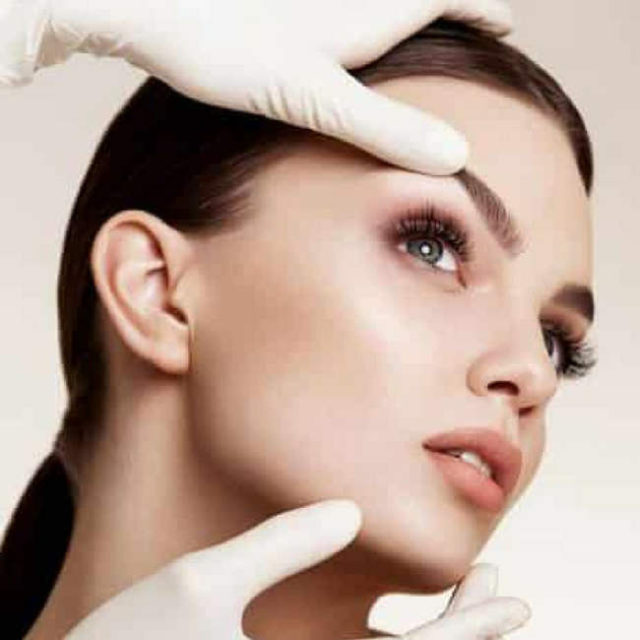 Eyelid skin rejuvenation with Mesotherapy - non-invasive and minimum downtime.