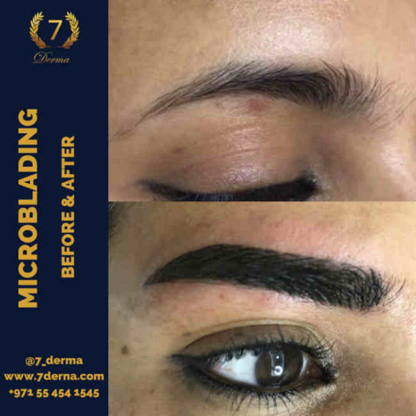 microblading eyebrow pictures
