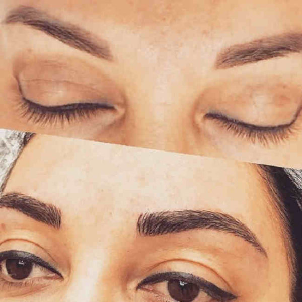 microblading pictures