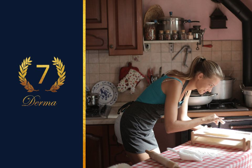 Stay at home, enjoy cooking and boost your immune system.
